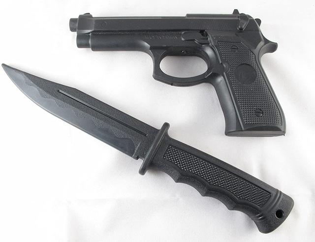 訓練用拳銃 CQCIM SET