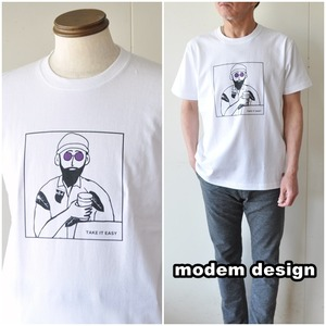 modemdesign モデムデザイン 半袖Tシャツ カットソー 2009069 メンズ