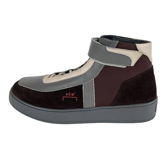 A COLD WALL Hi top Sneaker