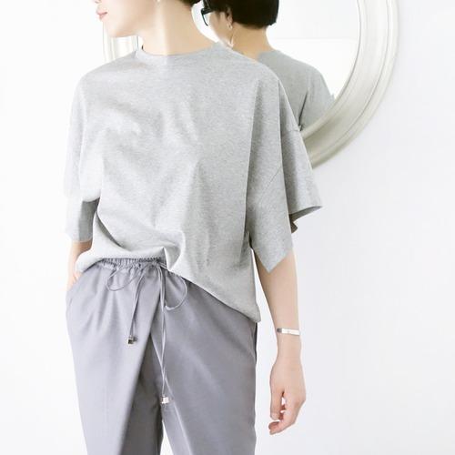 [OUTLET]L'Ancre (アンカー)バックシームカフタンTシャツ