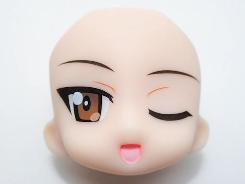 【SALE】【44】 ミカ 顔パーツ ウインク顔 キューポッシュ