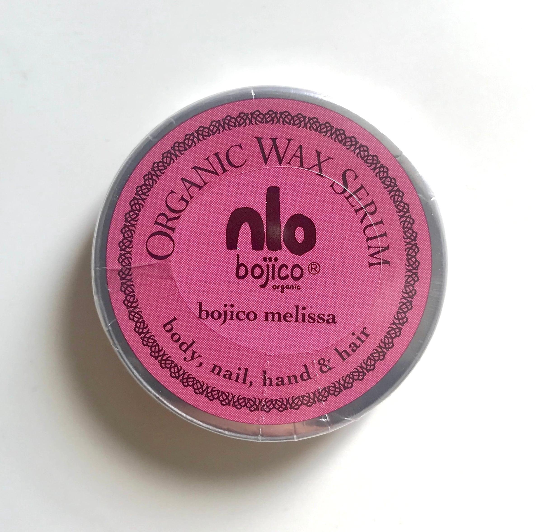 全身に使える天然蜜蝋マルチバーム  bojico(メリッサ 18g)