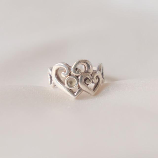 flemington silver  heart collection 3 10