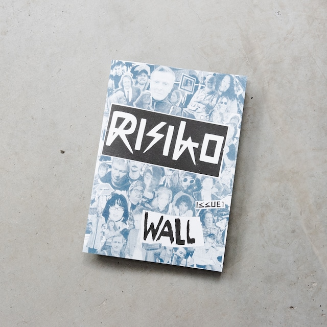 """RISIKO Issue 1 """"WALL"""""""