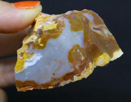 ※SALE※レインボー カルセドニー 92,3g RCD007 玉髄 鉱物 原石 天然石 パワーストーン