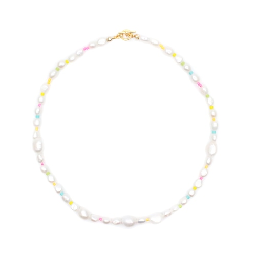 Sunny Pearl Necklace サニーパールネックレス