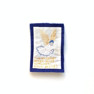 Embroidered Angel