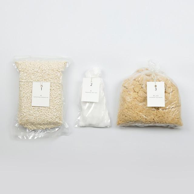 手作り味噌キット 2kg
