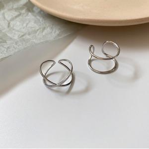 Cross silver ring(クロスシルバーリング) a-057