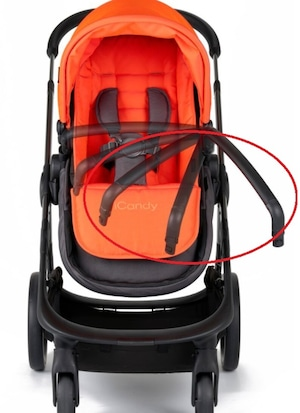 Orange専用バンパーバー Bumper Bar ×1
