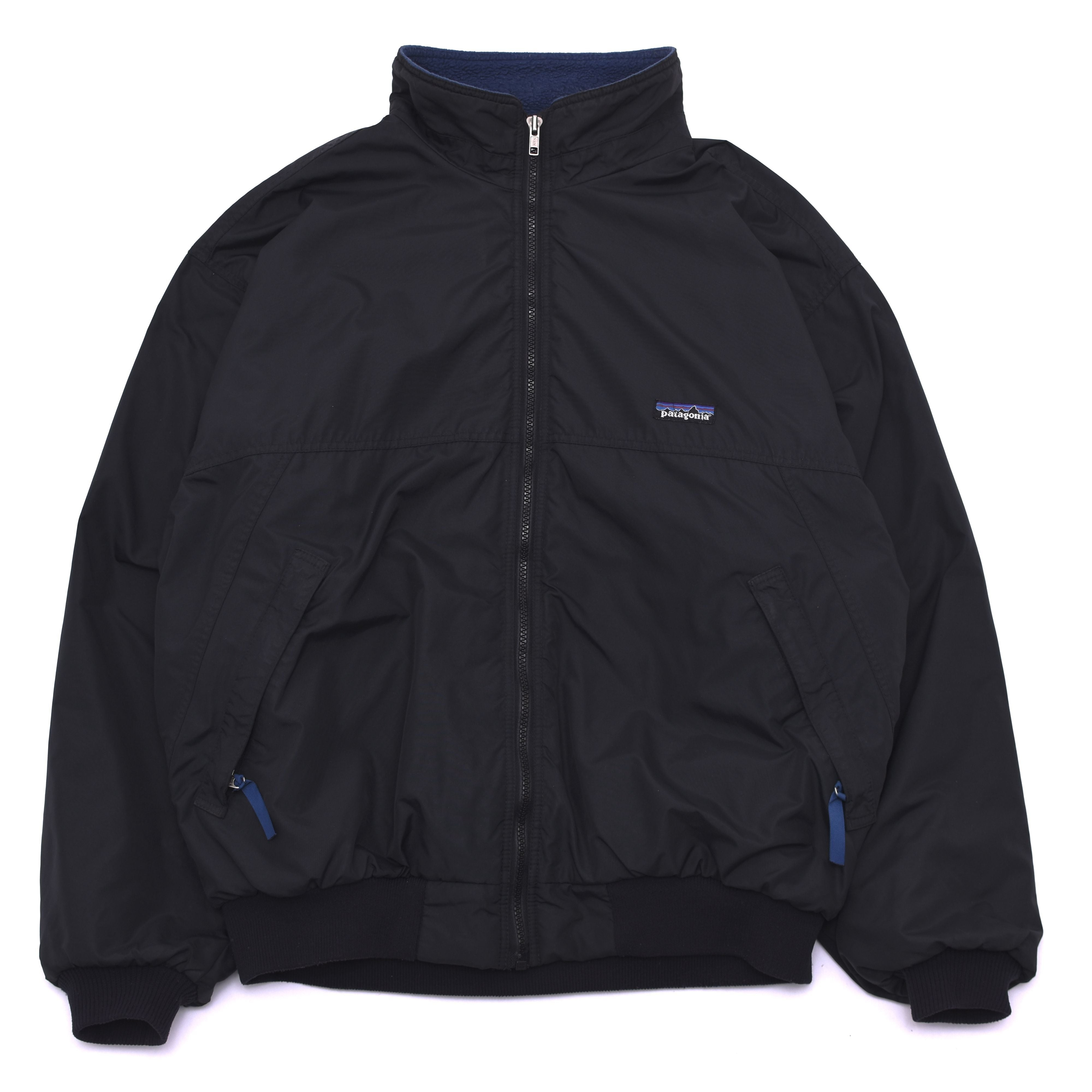 Made in USA patagonia shelled synchilla