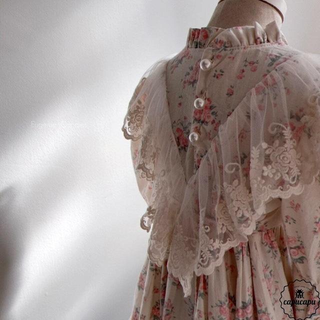 «予約» One Day for The Celebration Dress Francois フランソワワンピース