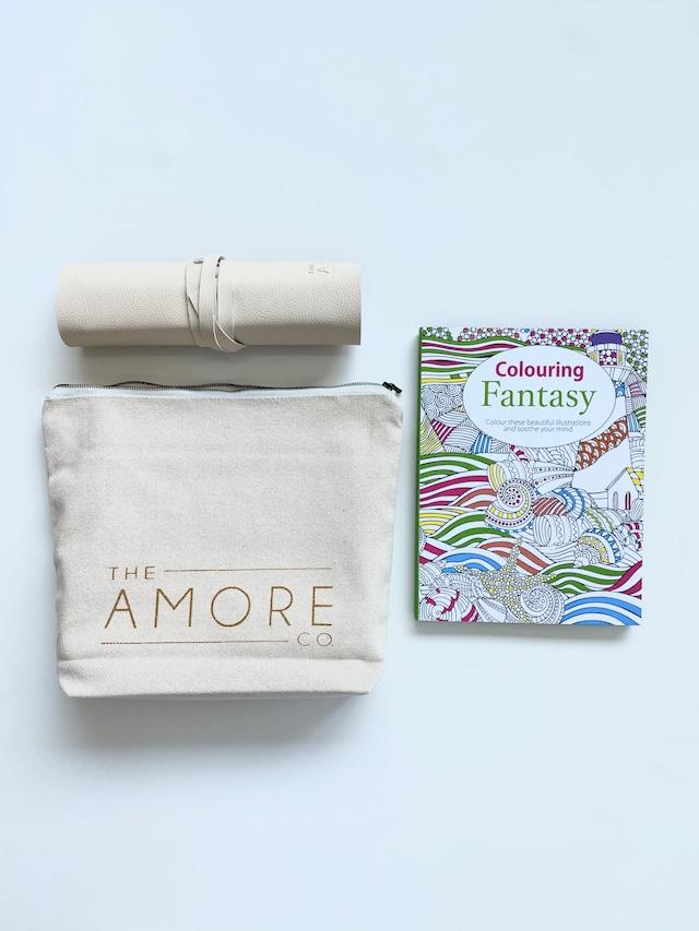 Dough My Dear +The Amore Co / Drawing Kits-Dusk Buttermilk