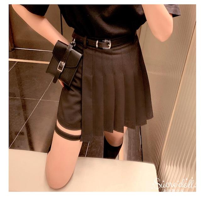 可愛いだけじゃない女の子スカート