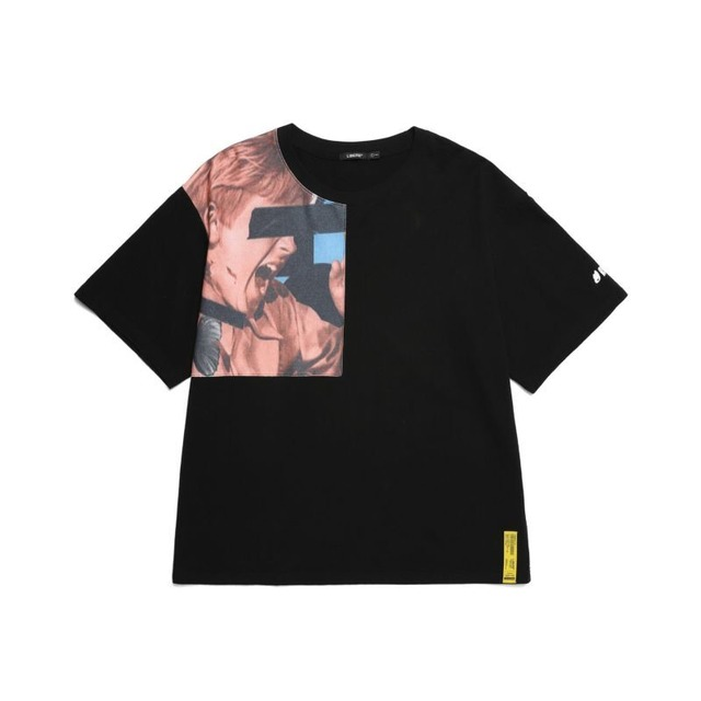 211209 RUNBOY TEE / BLACK