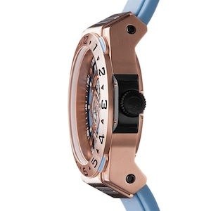 【HYDROGEN WATCH ハイドロゲンウォッチ】HW424414/VENTO ヴェント(スカイブルー)/国内正規品 腕時計
