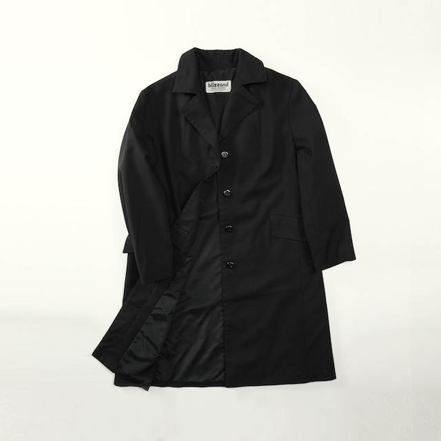 【MADE IN FRANCE】BLIZZAND ブラックシングルコート