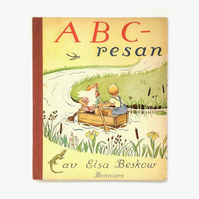 エルサ・ベスコフ「ABC-resan(ABCのたび)」《1953-02》