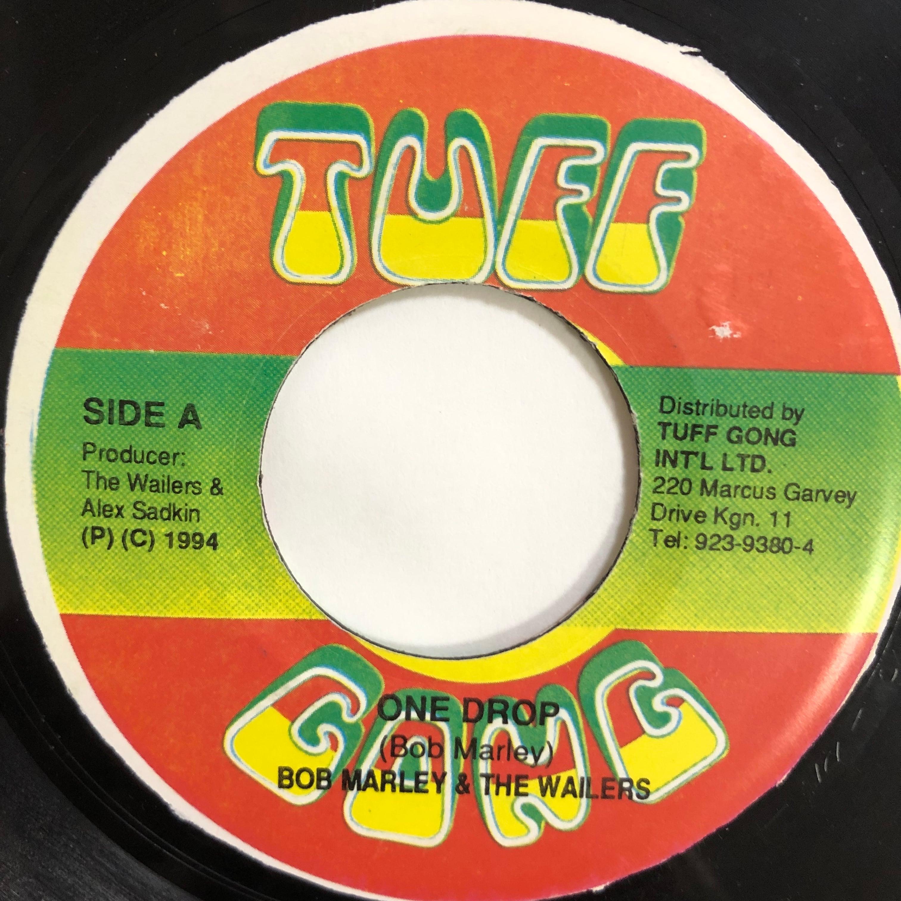 Bob Marley (ボブ・マーリー) & The Wailers (ウェイラーズ) - One Drop【7-20206】