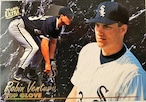 MLBカード 93FLEER Robin Ventura TOP GLOVE #014 WHITE SOX