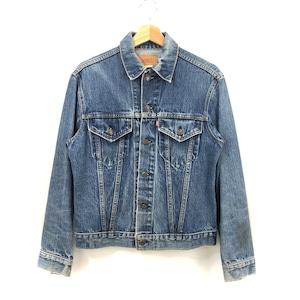 72s〜【Levi's】70505 Denim Jacket