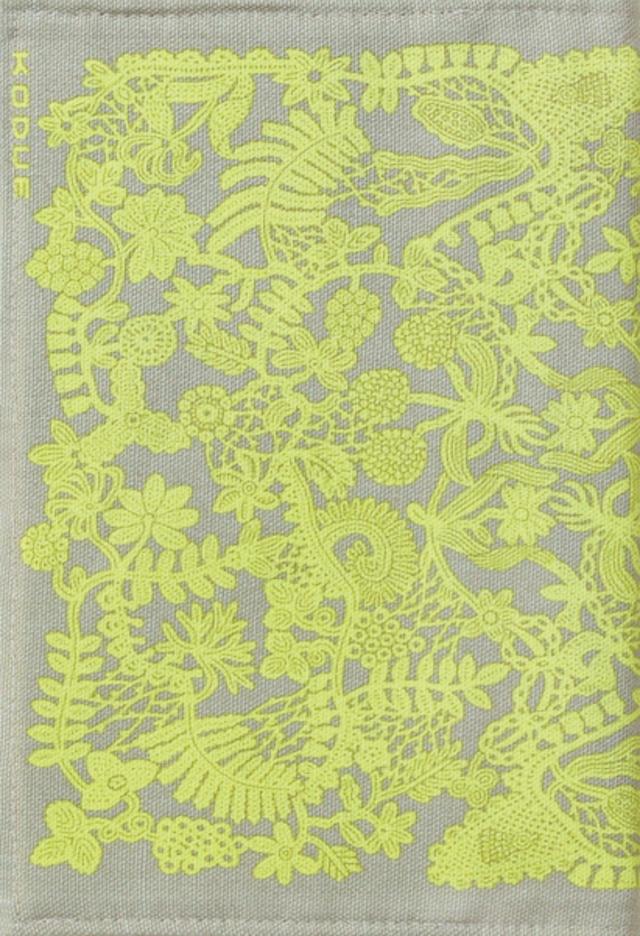 ひびのこづえ ブックカバー / PLANT 文庫本サイズ しおり紐付き POL078