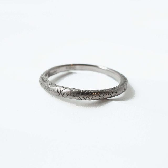 Layered Ring / Snake Ring (WG)