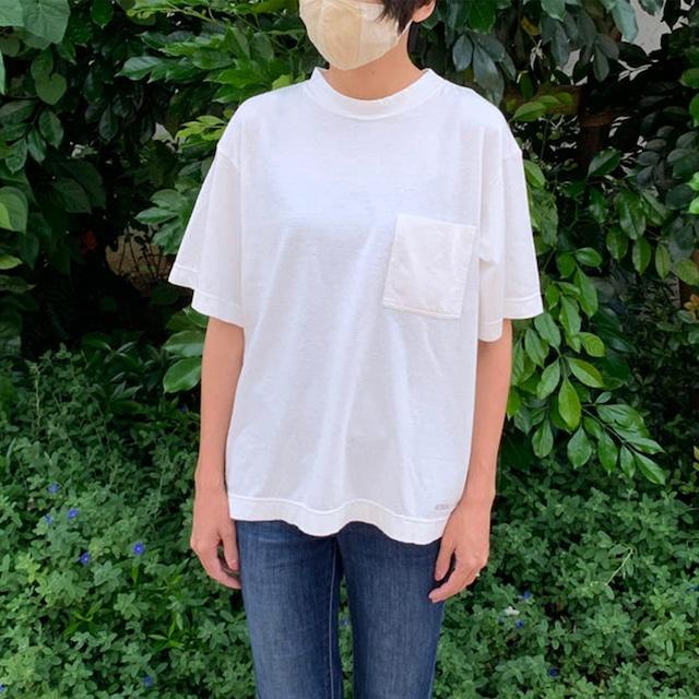 パイナップル葉繊維入りTシャツ 「SOUNJI」デザイン