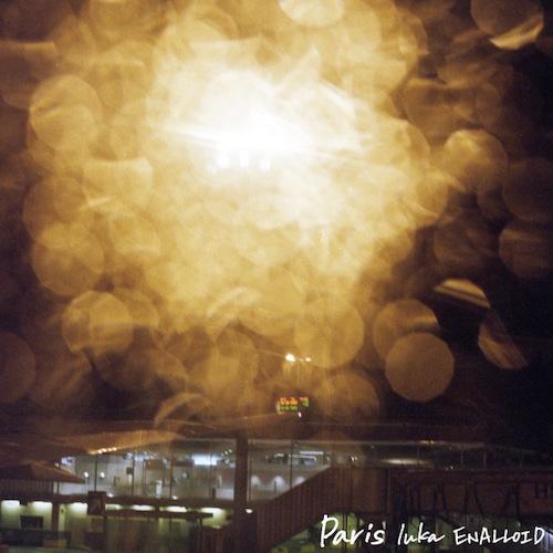 ENALLOID for Luka:エナロイド × ルカ《 Photo Cleaning Cloth》眼鏡拭き クリーニングクロス / France