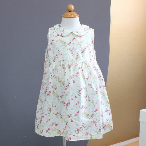 BABE&TESS Flowerプリント Dress ( 4Y )