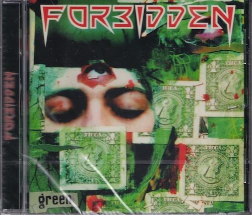 FORBIDDEN 『Green (Re-issue)』
