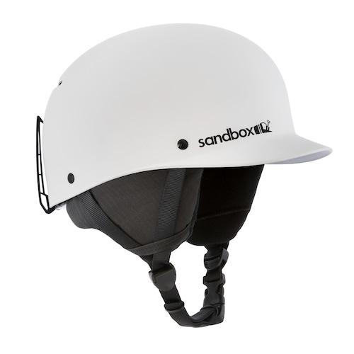 SANDBOX CLASSIC 2.0 SNOW ASIA FIT ーWHITE (MATTE)ー