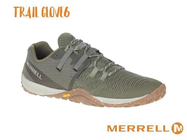 【merrell】 TRAIL GLOVE6(LICHEN)