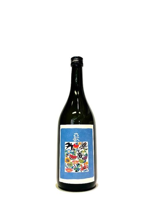 六歓 「あつめばこ」 夏酒 純米吟醸 (純米大吟醸ブレンド)  720ml