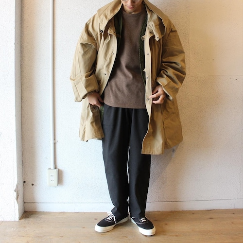 made in standard(メイド イン スタンダード)/  90s snow parka with daed-stock lining