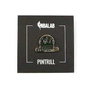 【PINTRILL】Seattle Supersonics Pin
