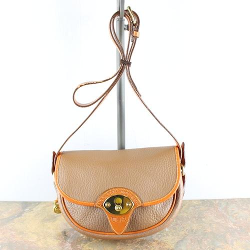 .DOONEY&BOURKE LEATHER SHOULDER BAG MADE IN USA/ドゥーニー&バークレザーショルダーバッグ2000000050874