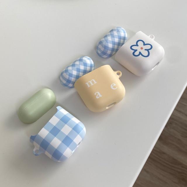 [mucu&ebony] AirPodsケース (全3色)