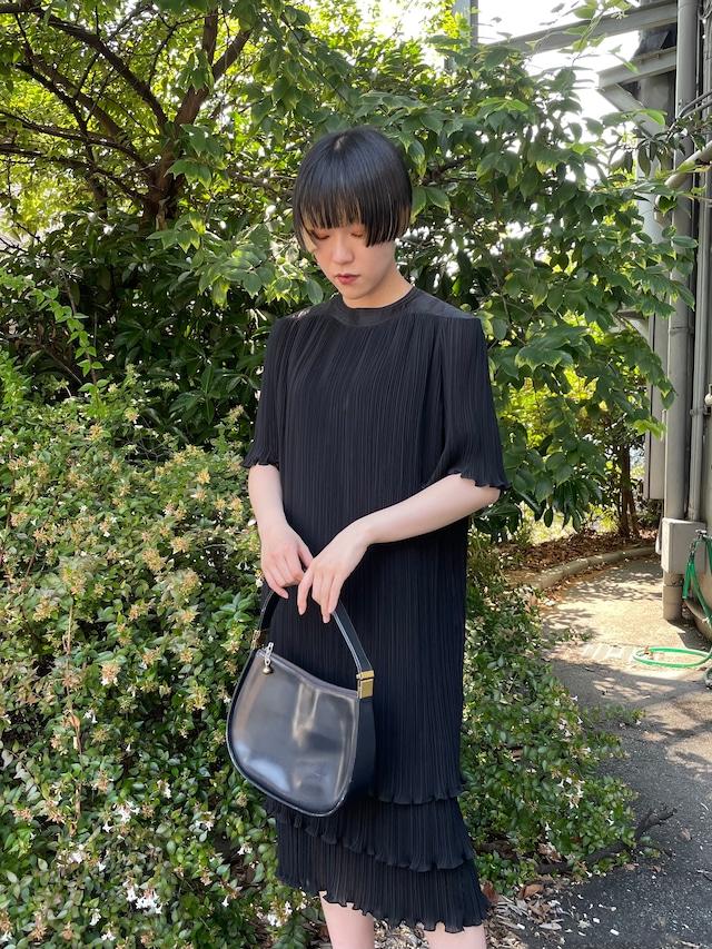 pleats dress / 6SSOP24-04