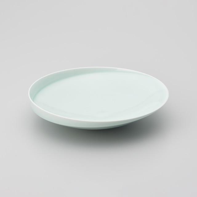 【中仙窯】青白磁鉢(日本工芸会正会員 中尾 純作)