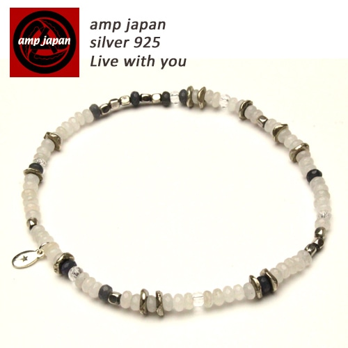 AMP JAPAN/アンプジャパン   クオーツアンクレット 17ahk-700