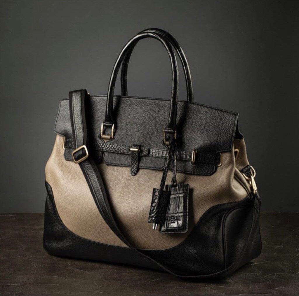 COLONY CLOTHING別注 PELLE MORBIDA / Boston Bag PMO-CCMB025