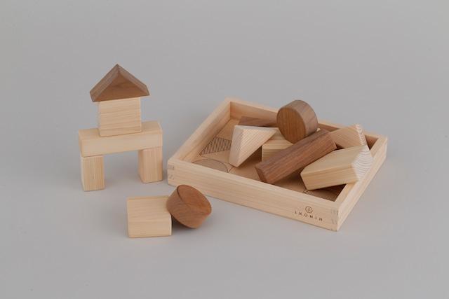 積み木 BUILDING BLOCKS | 木のおもちゃ 出産祝い 知育