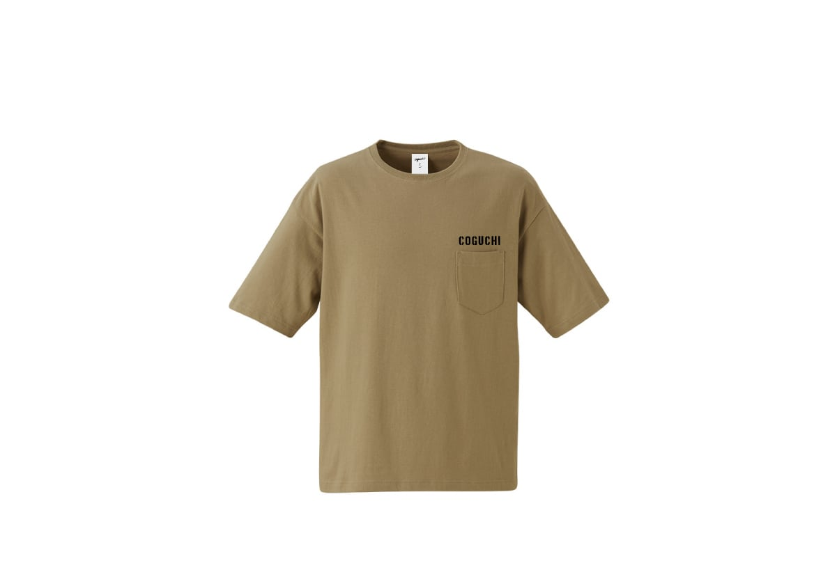 US T-shirt(sand)