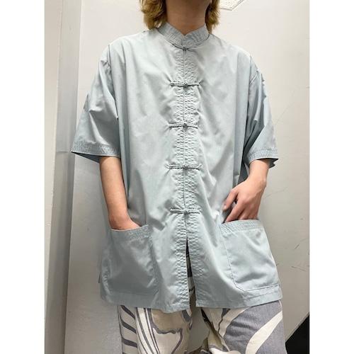 90's S/S チャイナシャツ
