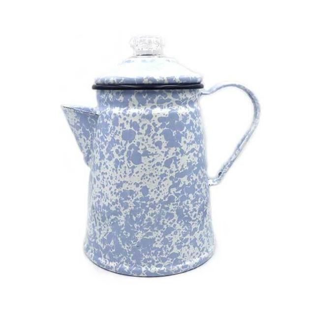 efim ( エフィム ) エナメル琺瑯 パーコレーター 2001007SX アウトドア  キャンプ コーヒー クッキング グッズ ホーロー 湯沸かし