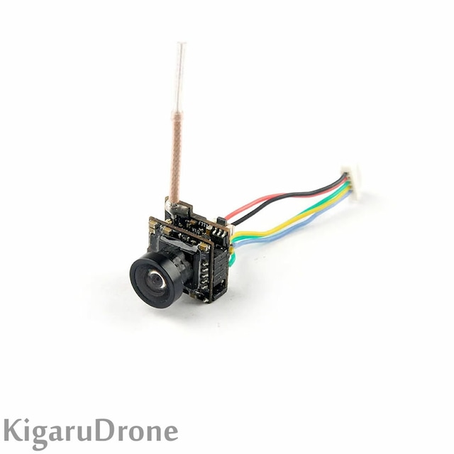 F7 AIO 5.8G 700TVL 25mW VTX FPV カメラ Smartaudio (SailflyX Eachine US65 UK65 純正)