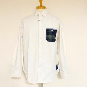 Thermolite® Shaggy MOON Pocket BD Shirts White