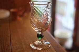 【倉敷ガラス・小谷栄次】◆◆◆ワイングラス◆◆◆色・大◆◆◆