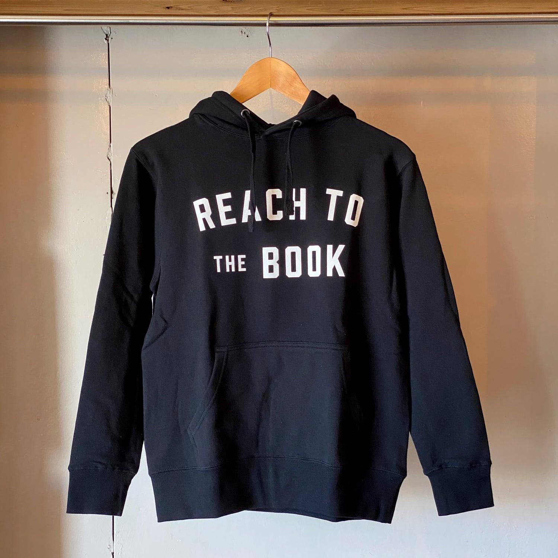 フーディー / REACH TO THE BOOK / Black